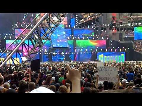 WWE Wrestlemania 26 - John Morrison Entrance