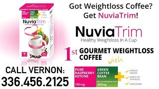 Nuvia Trim Weight Loss Coffee Greensboro NC | Call Vern: 336.465.2125