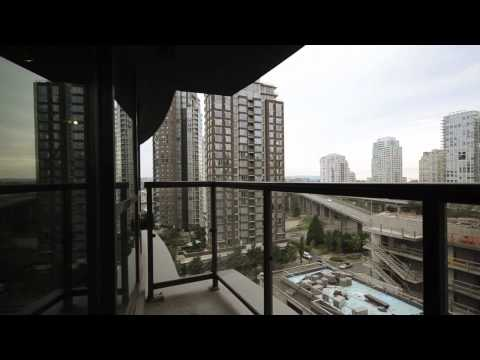 1207 - 501 Pacific St. Vancouver (Downtown/Yaletown), 1 bedroom Condo For Sale
