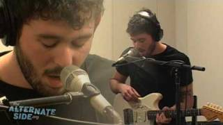 """The Antlers - """"Bear"""" (Live at WFUV)"""