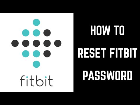 how-to-reset-fitbit-password