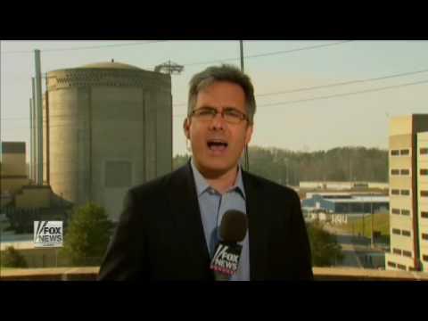 Rare Look Inside U S  Nuclear Power Plant