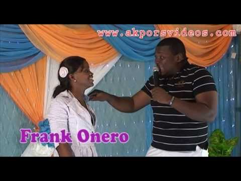FRANK ONERO in Laugh Out Loud  Comedy Series 17