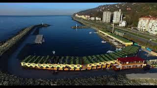 Karadeniz Müzik Eşliğin'de ÇAYELİ  Sahili