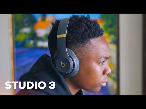 $400 Beats Studio 3 Wireless Special Edition MODEL: Does It Suck?