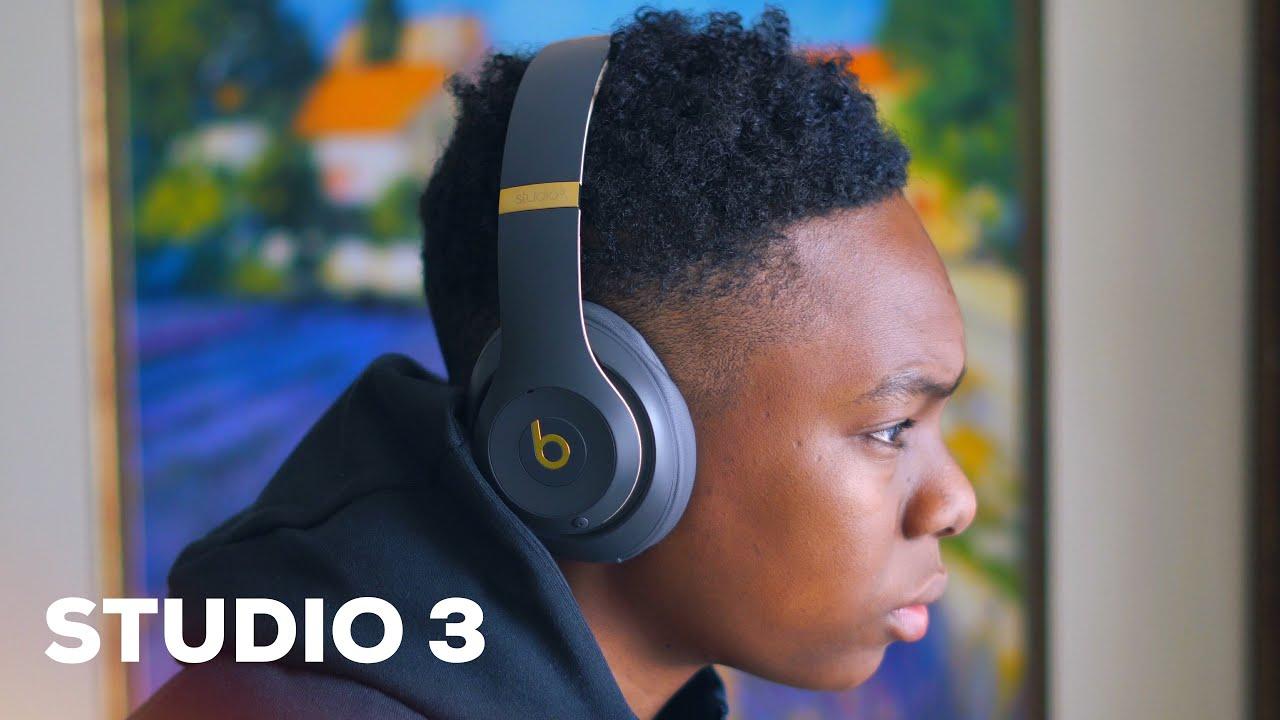 $400 Beats Studio 3 Wireless Special Edition MODEL: Does It Suck?