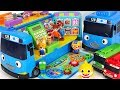 Let S Go Tayo Bus Mart And Food Toys Play With Baby Shark And Tayo PinkyPopTOY mp3
