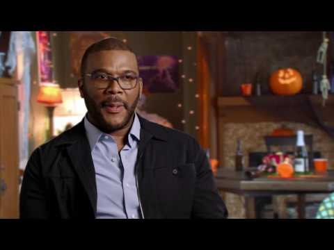 Tyler Perry's Boo A Madea Halloween   Tyler Perry interview