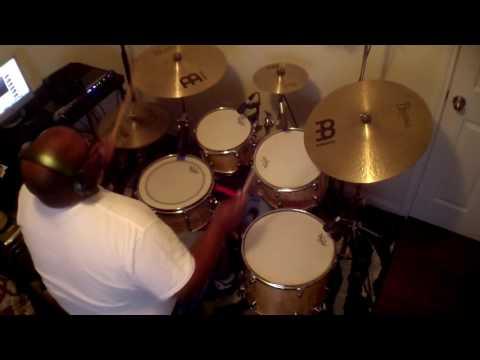 Tasha Cobbs  Put A Praise On It  feat Kierra Sheard Drum