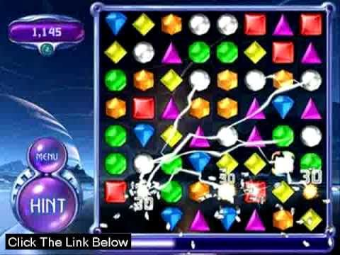Free Games - Bejeweled Games Online