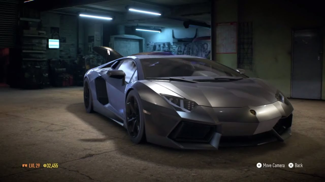 need for speed 2015 lamborghini aventador lp 700 4. Black Bedroom Furniture Sets. Home Design Ideas