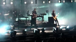 Nine Inch Nails - HEAD LIKE A HOLE @ Staples Center 11/08/13 Los Angeles