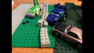 Cars Adventures 18-2-Road Repair