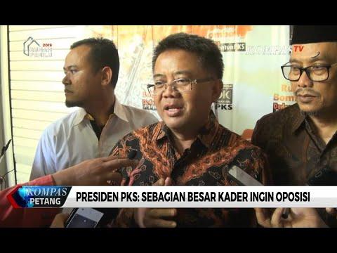 Presiden PKS: Sebagian