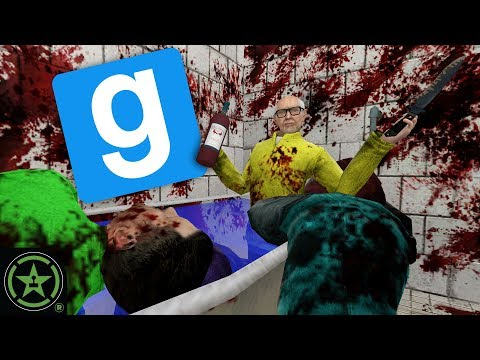 Four in the Tub - Gmod: Murder | Let's Play