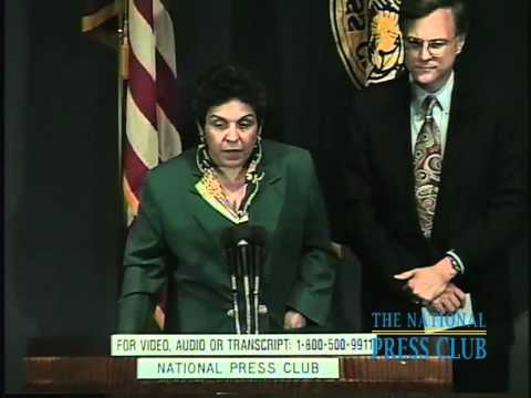 NPC Luncheon with Donna Shalala