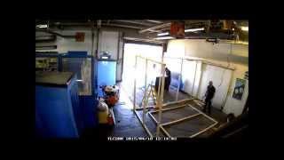 Asbestos Enclosure Construction