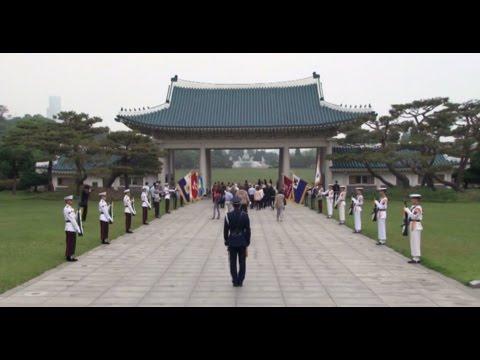 South Korea Honors US War Veterans 2015