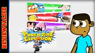 Cartoon Network Punch Time Explosion - REVIEWYALIFE