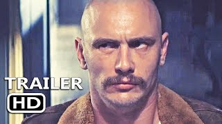 ZEROVILLE Official Trailer (2019) James Franco, Seth Rogen Movie
