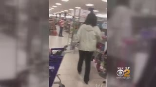 Sears Shopper Goes On Racist Rant