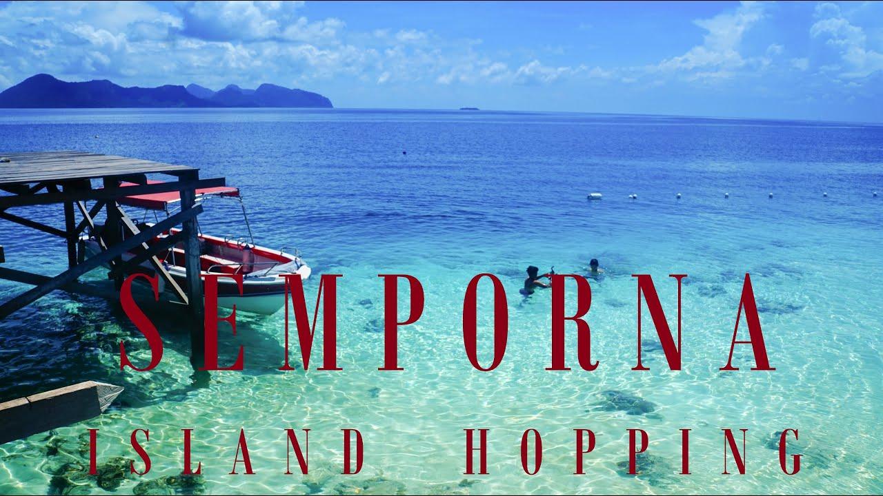 Semporna Island Hopping - YouTube
