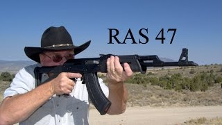 Shooting the RAS47 - American Made AK47 Crap?