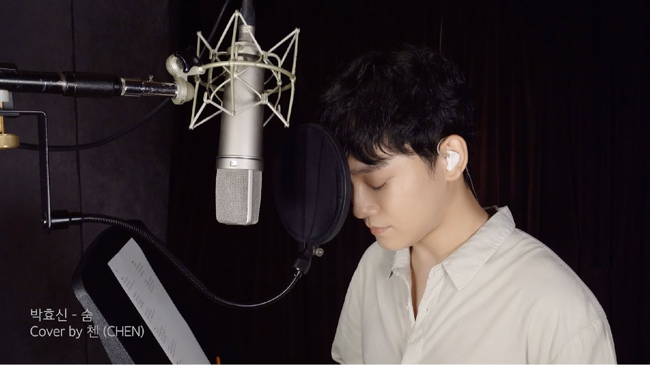 Cover by CHEN - '숨' (박효신)