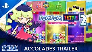 Puyo Puyo Tetris 2 - Accolades Trailer | PS5, PS4