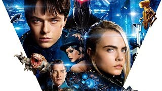 Valerian and the City of a Thousand Planets (Music video)- Валериан и город тысячи планет (клип).