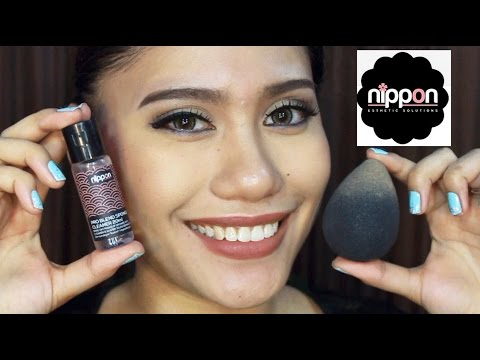 NIPPON PRO BLEND SPONGE REVIEW | Purpleheiress