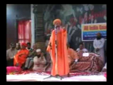 Baba Hasmi Ji Maharaj Speech on Topic : Terrorism