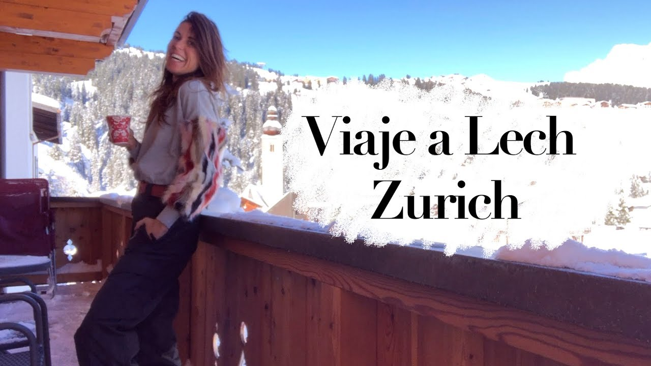 Viaje A Lech Con Mytenida