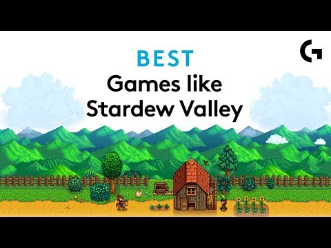 10 Best Games Like Stardew Valley