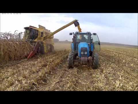 Corn harvest in PKB 2016(Vrsidba kukuruza u PKB-u 2016)
