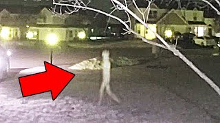 Scary Things Caught On Camera : SCARY People !