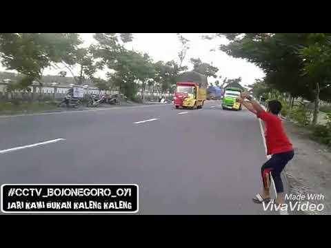 Kapten Oleng .with CCTV Bojonegoro Oyi
