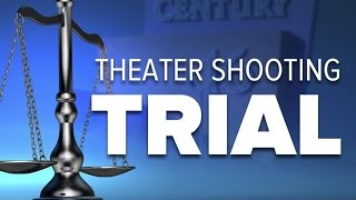 Theater Shooting Trial Day 2 - First day of witness testimony, survivors testify
