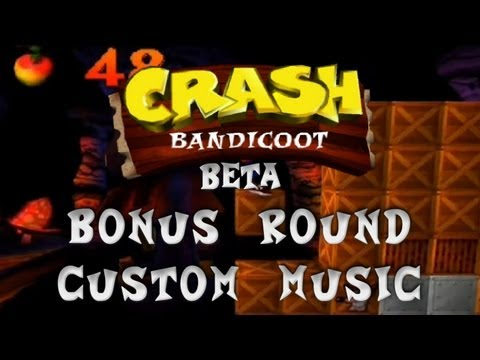 MrModez - Crash Bandicoot Beta: Bonus Custom Music