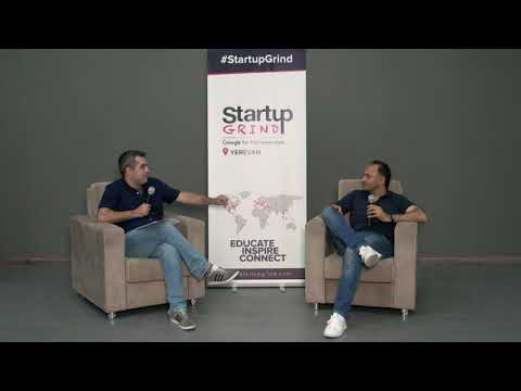 Startup Grind Yerevan Hosts Armine Saidi (WiCastr)