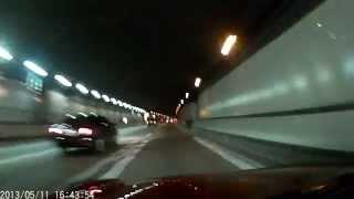 DQN名古屋走りを繰り返すBMを追跡してみた。 thumbnail