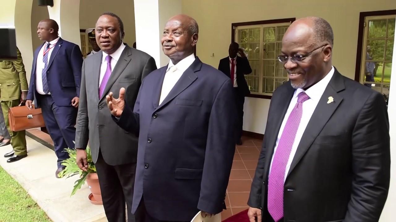 Museveni explains why Burundi President MUST attend EAC Summit in Tanzania