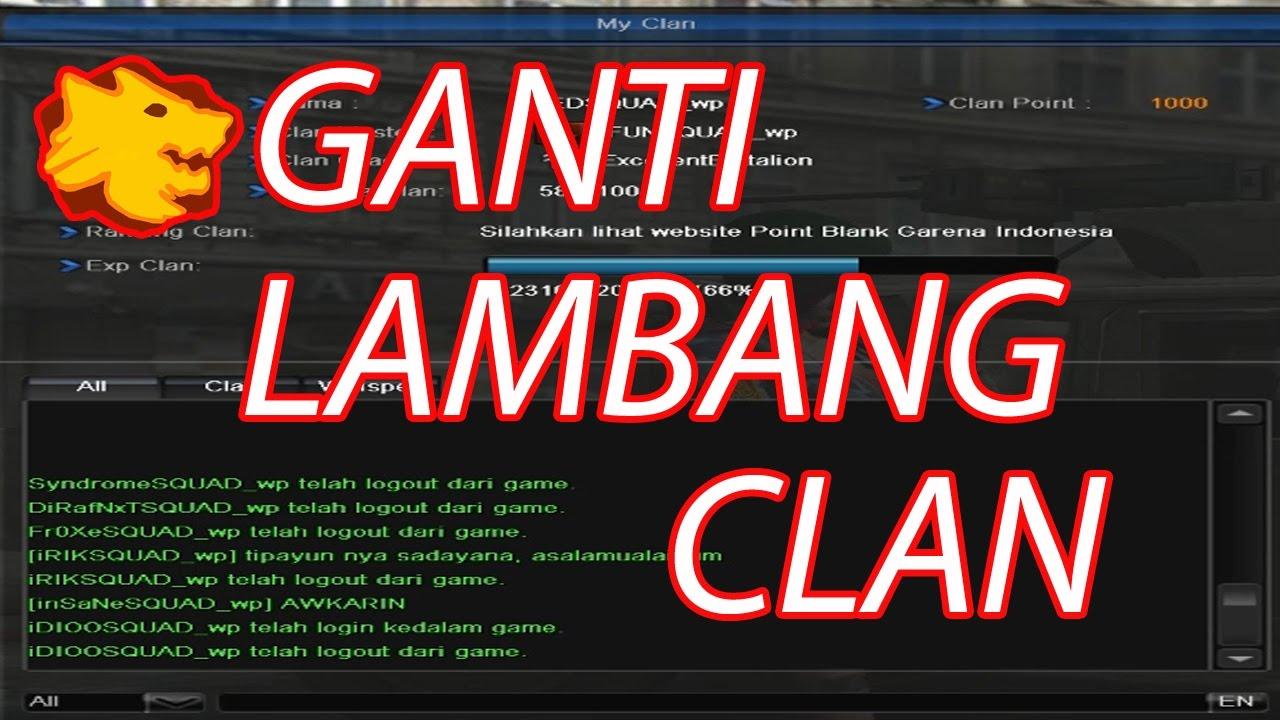 REDSQUAD GANTI LAMBANG !!!