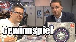 SPIEL19: Gewinnspiel Jumbo mit Wer wird Millionär Gewinner Jan Stroh - Infos in der Beschreibung
