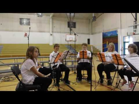 Pepperell Elementary School Recorder group