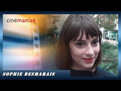 Sophie Desmarais  Espoirs du cinéma québécois 2015