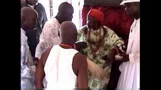 The Making of Urhobo Chief Efenogo Dogood