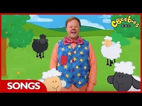 CBeebies | Mr Tumble's Nursery Rhymes | Sleepy Time