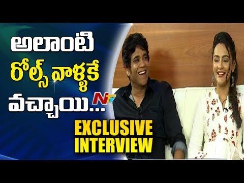 Akkineni Nagarjuna & Seerat Kapoor Exclusive Interview || Raju Gari Gadhi 2 || NTV