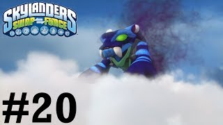 Skylanders SWAP Force Wii U Co-Op -- SWAP Force Sneak Zones